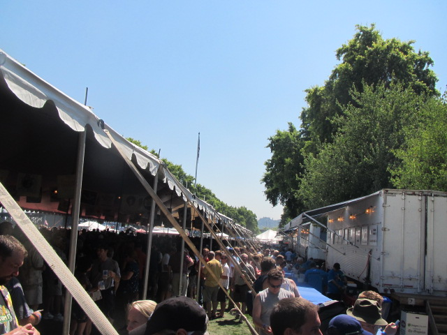 25th Annual Oregon Brewers Festival