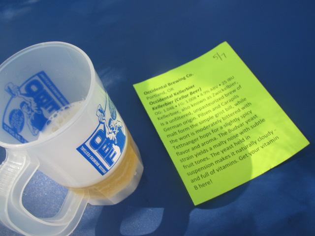 25th Annual Oregon Brewers Festival