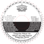Lost Coast Brewing Tangerine Wheat Ale