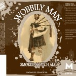 McCall Wobbily Man Smoked Scotch Ale