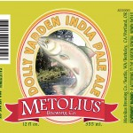 Metolius Brewing Dolly Varden IPA