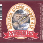 Metolius Brewing Golden Stone Amber Ale
