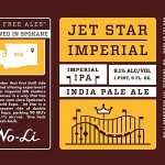 No-Li Brewhouse Jet Star Imperial IPA