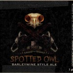 North Fork Spotted Owl Barleywine