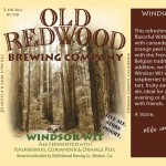 Old Redwood Brewing Windsor Wit