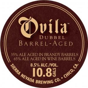 Ovila Barrel-aged Dubbel