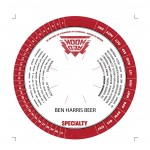 RedHook Ben Harris Beer (necker)