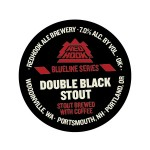 RedHook Double Black Stout with Coffee