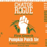 Chatoe Rogue Pumpkin Patch Ale