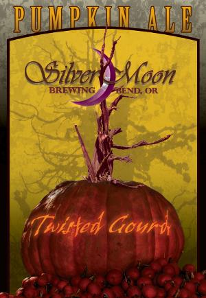 Silver Moon Twisted Gourd Pumpkin Ale
