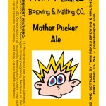 Twin Peaks Mother Pucker Ale