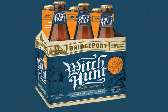 BridgePort Witch Hunt Spiced Harvest Ale