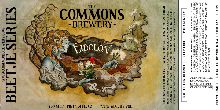 The Commons Brewery Eidolon