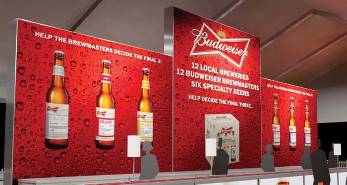 Budweiser Project 12