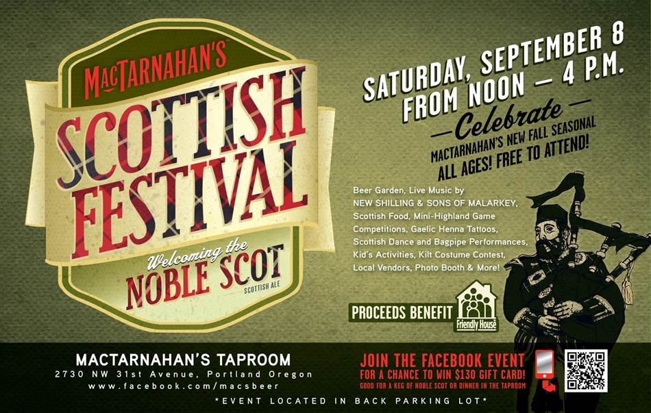 MacTarnahan's Scottish Festival