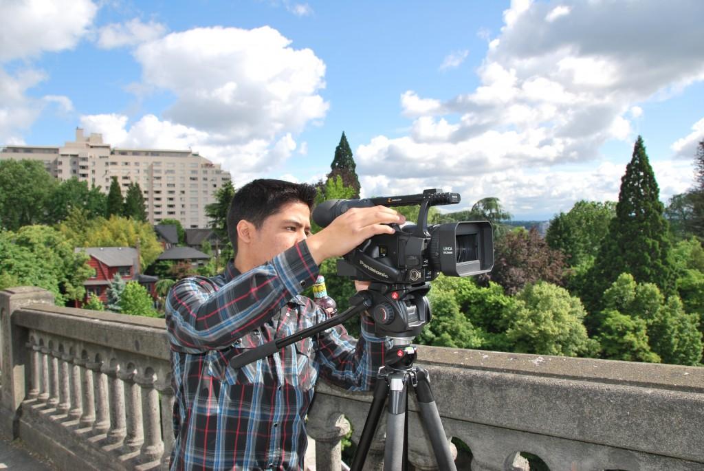 Filming The Beer Traveler - Andrew Owen