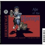 Hermitage Ale of the Hermit Imperial IPA