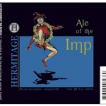 Hermitage Ale of the Imp Imperial IPA