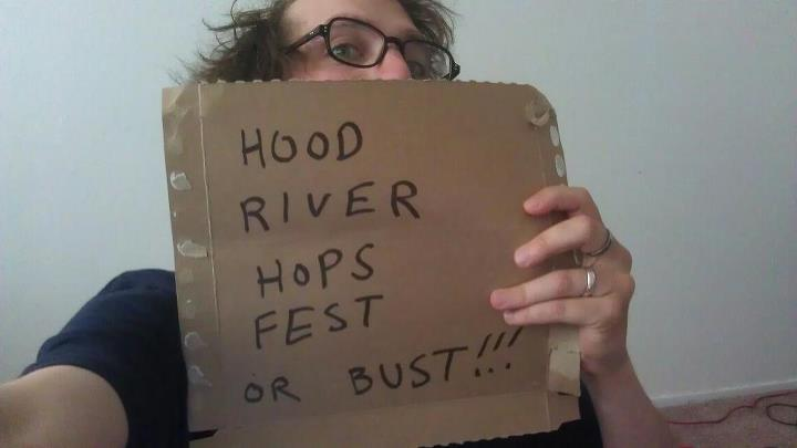 Hood River Hops Fest or Bust!