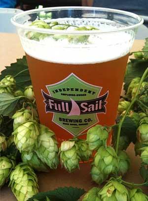 Full Sail Hopfenfrisch Pilsner