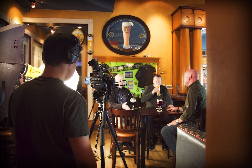 Lights, camera, craft beer - The Beer Traveler