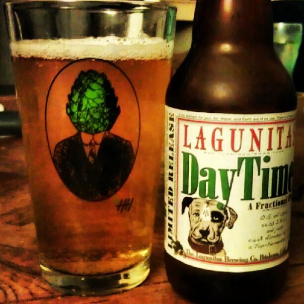 Lagunitas Day Time - A Fraction Ale