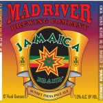 Mad River Jamaica Brand Sunset IPA
