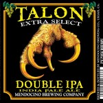 Mendocino Talon Extra Select Double IPA