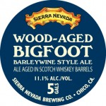 Sierra Nevada Wood-aged Big Foot Barleywine