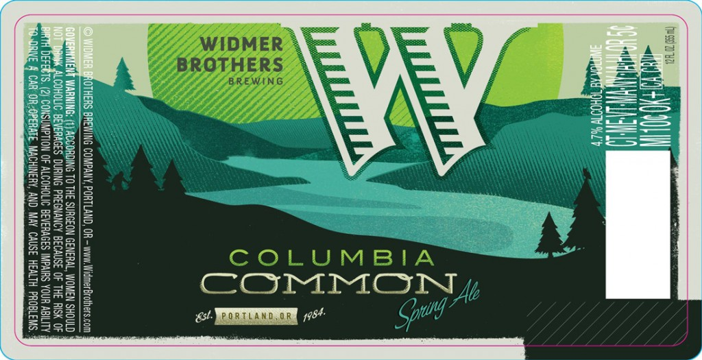 Widmer Columbia Common Spring Ale