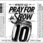 10 Barrel Pray For Snow Winter Ale