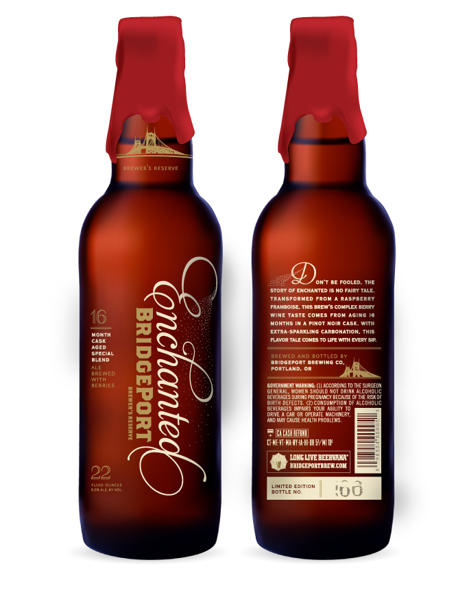 BridgePort Enchantment Ale