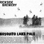 Brickside Brewery Mosquito Lake