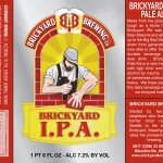 Brickyard Brewing Brickyard IPA