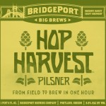 BridgePort Hop Harvest Pilsner