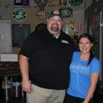 10 Barrel Brewing represent! Shawn Kelso and Mayme Berman