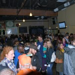 Crowd at Killer Pumpkin Fest 2012 at Green Dragon