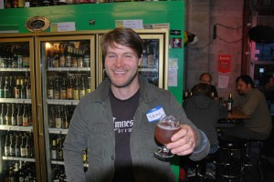 Amnesia Brewer Sean Thommen at SeanFest
