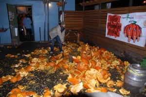 Putting the hammer down at Killer Pumpkin Fest 2012 at Green Dragon
