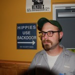 Sean Burke of Commons Brewery at Sean Fest