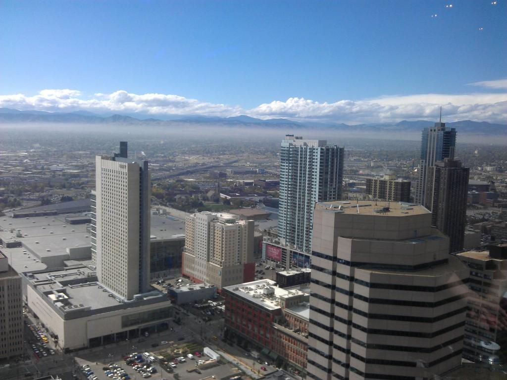 Denver, Colorado, October 2012