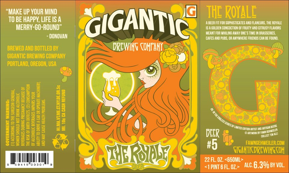 Gigantic The Royale