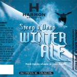 Harmon Steep & Deep Winter Ale