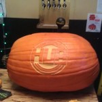 Hopworks Urban Brewery &quot;HUB&quot; pumpkin jockeybox