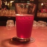 CreekFest Oktoberfest Lager at Salmon Creek Brewpub