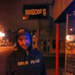 Brewpublic's Aaron Miles at Roscoe's Pub for KillerBeerWeek kickoff