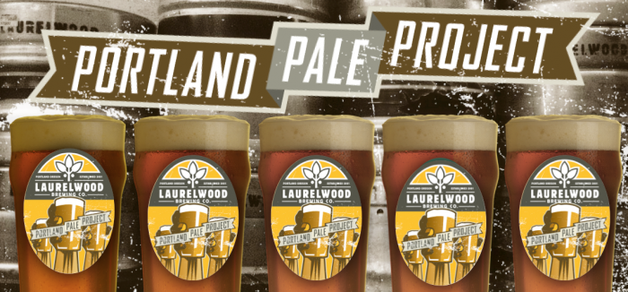 Laurelwood Portland Pale Project