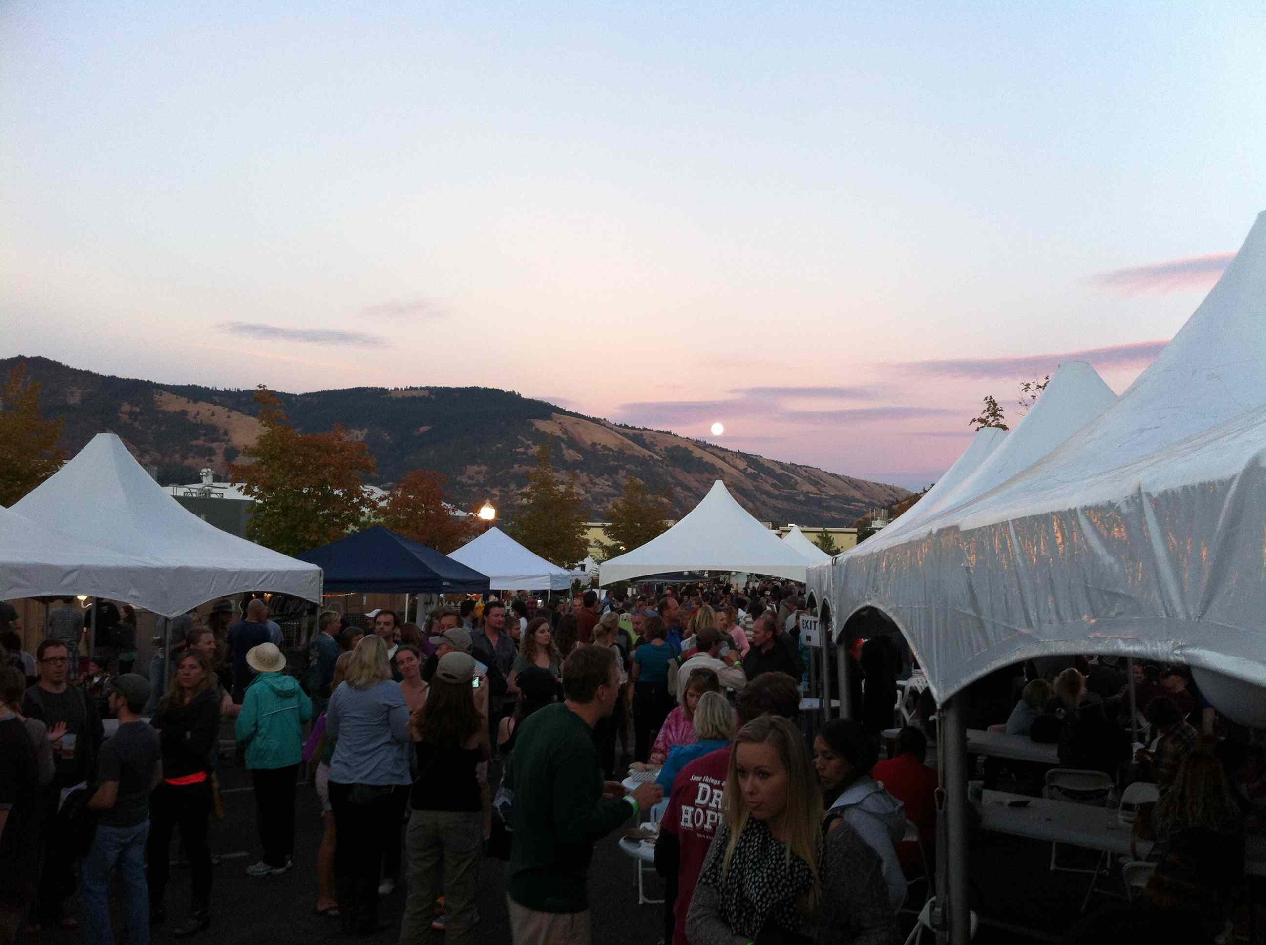 Hood river hops fest goes all fresh hops for 2013 for The hood river