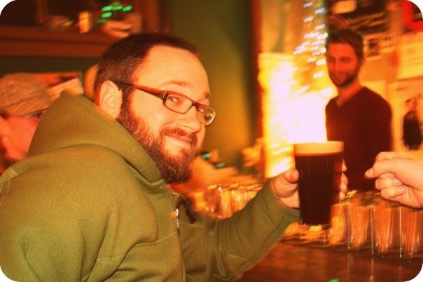 Shane Watterman of Laurelwood Brewing