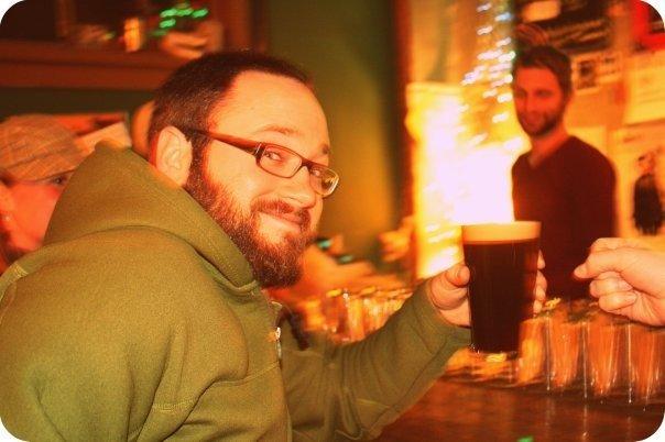 Shane Watterman of Laurelwood Brewing